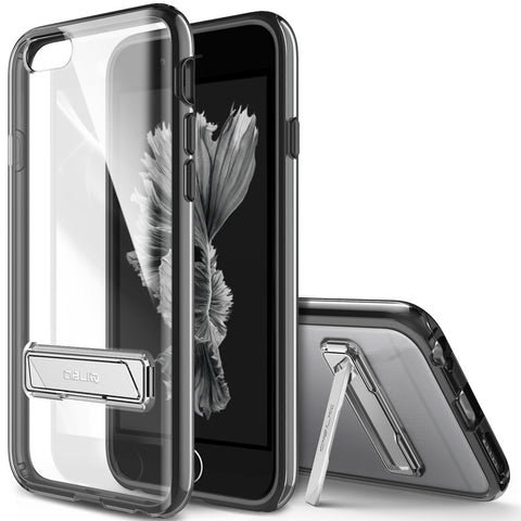 OBLIQ iPhone 6S Plus Case Naked Shield Black