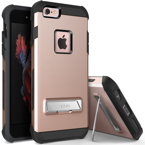 OBLIQ iPhone 6 Plus Case Skyline Advance Rose Gold