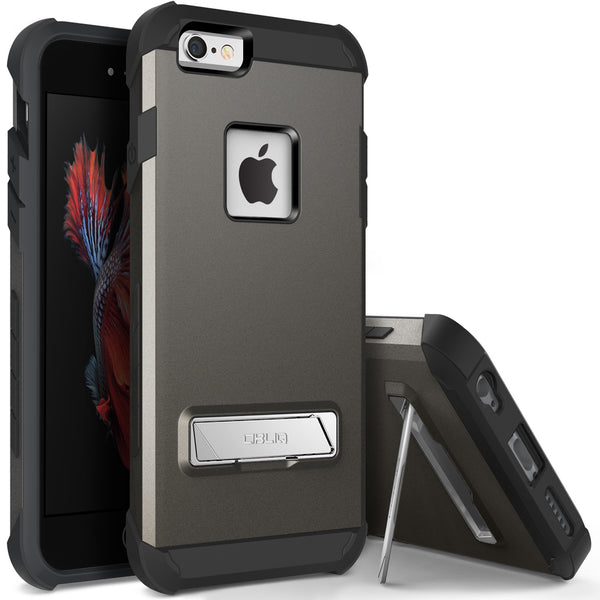 OBLIQ iPhone 6S Case Skyline Advance Space Gray