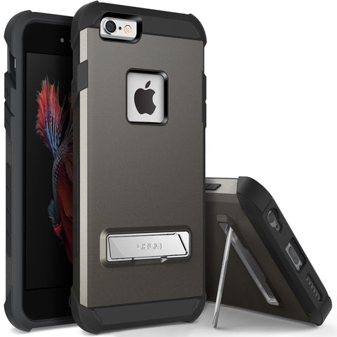 OBLIQ iPhone 6S Plus Case Skyline Advance Space Gray