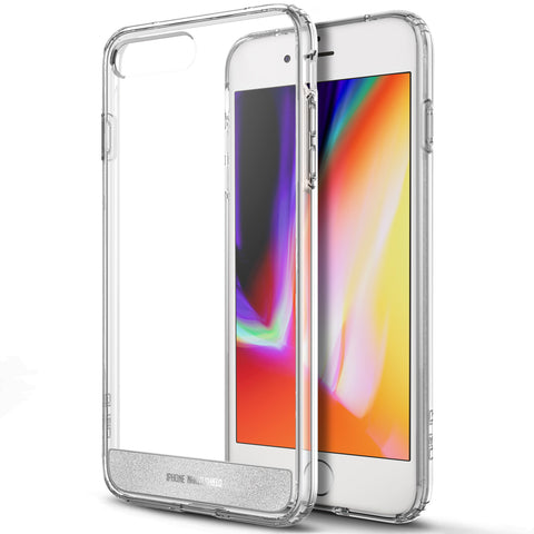 OBLIQ iPhone 8 Plus Case Naked Shield Clear
