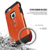 OBLIQ iPhone 6S Case Xtreme Pro Orange