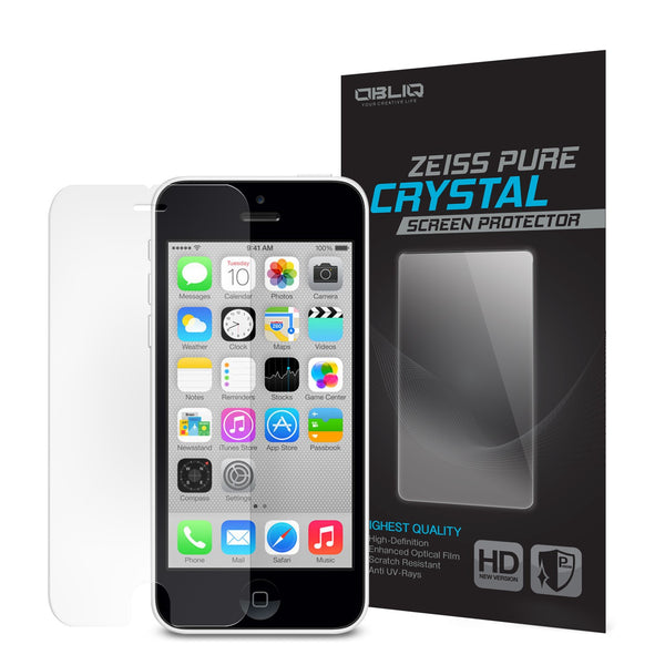 OBLIQ iPhone 5C Screen Protector Zeiss Pure Crystal 1PK