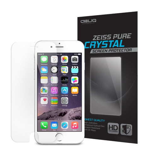 OBLIQ iPhone 5/5S Screen Protector Zeiss Pure Crystal 1PK