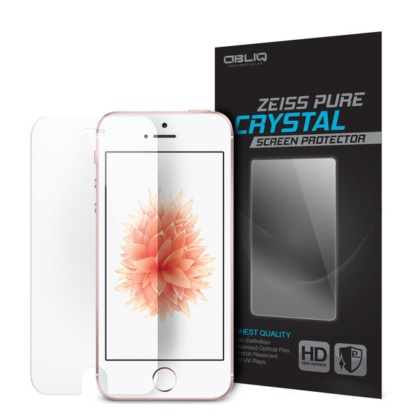OBLIQ iPhone SE Screen Protector Zeiss Pure Crystal 1PK