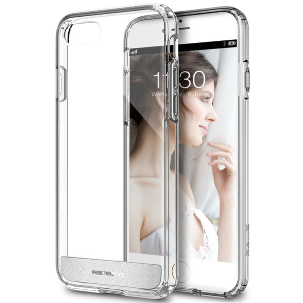 OBLIQ iPhone 7 Case Naked Shield Clear