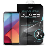 LG G6 Screen Protector Tempered Glass Protection