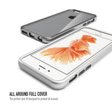 OBLIQ iPhone 6S MCB One Satin Silver
