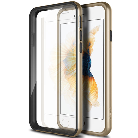 OBLIQ iPhone 6S MCB One Champagne Gold