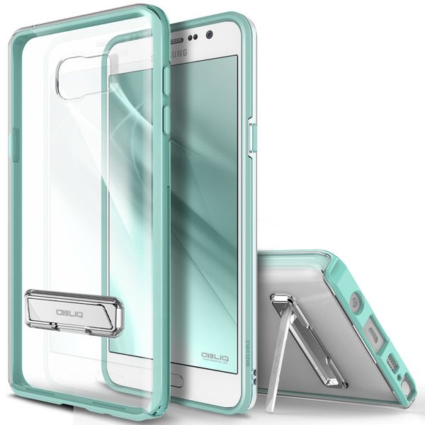 OBLIQ Galaxy Note 5 Case Naked Shield Mint