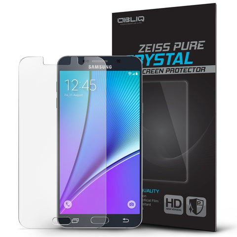 OBLIQ Galaxy Note 5 Screen Protector Zeiss Pure Crystal 1PK