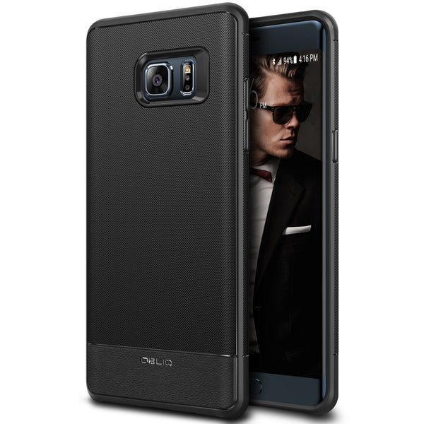 OBLIQ Galaxy Note 7 Case Flex Pro Black