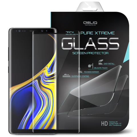 Galaxy Note 9 Screen Protector Tempered Glass Protection 1PK
