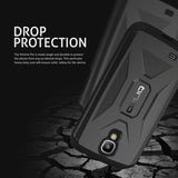 OBLIQ Galaxy S4 Case Xtreme Pro Black