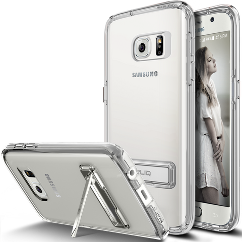 OBLIQ Galaxy S7 Case Naked Shield Clear