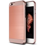 OBLIQ iPhone 6S Case Slim Meta 2 Rose Gold