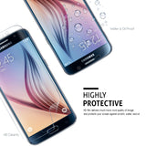 OBLIQ Galaxy S6 Screen Protector Zeiss Pure Anti Shock  - 2