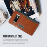Galaxy S10e K3 Wallet Black Gray/Brown