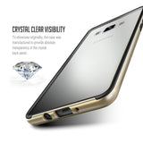 OBLIQ Galaxy A5 MCB One Champagne Gold
