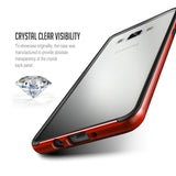 OBLIQ Galaxy A5 MCB One Metallic Red