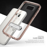 OBLIQ Galaxy S7 Case Naked Shield Rose Gold