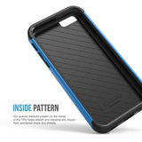 OBLIQ iPhone 5/5S/SE Case Skyline Pro Blue