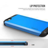 OBLIQ iPhone 5C Case Skyline Pro Blue