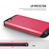 OBLIQ iPhone 5C Case Skyline Pro Pink