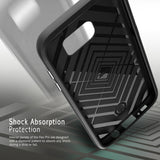 OBLIQ Galaxy S7 Case Flex Pro Carbon