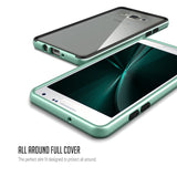 OBLIQ Galaxy A5 MCB One Metallic Emerald Mint
