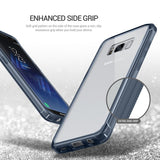 OBLIQ Galaxy S8 Case Naked Shield Smoky Navy