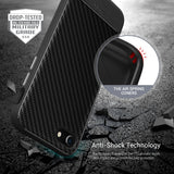 OBLIQ iPhone 7 Case Flex Pro Carbon