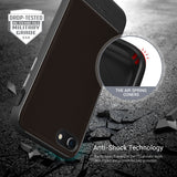 OBLIQ iPhone 7 Case Flex Pro Espresso