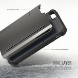 OBLIQ iPhone 5/5S/SE Case Skyline Pro Gun Metal