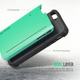 OBLIQ iPhone 5/5S/SE Case Skyline Pro Mint