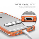 OBLIQ iPhone 6 Plus Case Naked Shield Orange