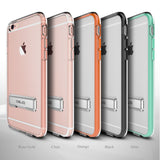 OBLIQ iPhone 6 Case Naked Shield Rose Gold