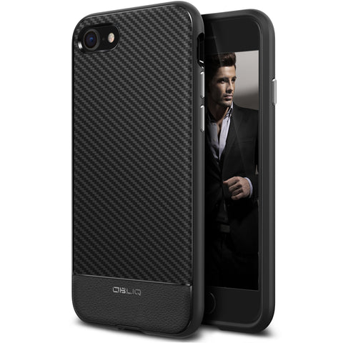 OBLIQ iPhone 8 Case Flex Pro Carbon