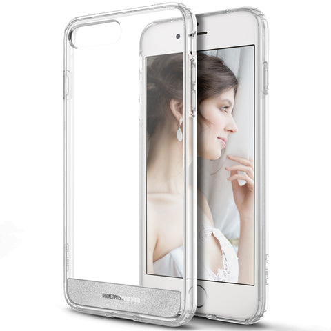 OBLIQ iPhone 7 Plus Case Naked Shield Clear