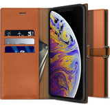 iPhone XS Max Case Z2 Wallet Orange
