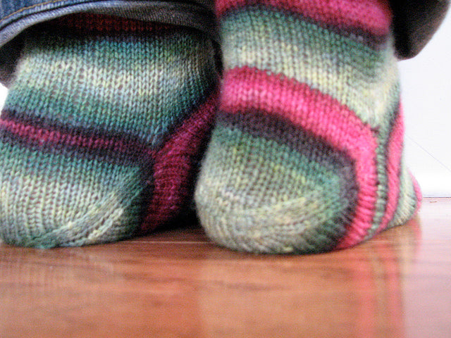 Afterthought Everything Sock Knitting