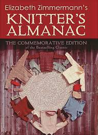 The Knitter's Almanac--September 20 5:30-7pm