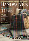 Tronstad Ranch Blanket Kit Handwoven Magazine