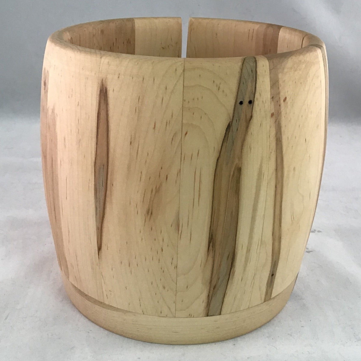 One-of-a-Kind Yarn Bowl by Jerry Ertle – Ambrosia Maple #44