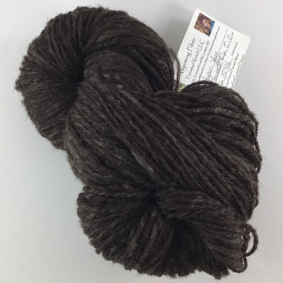 Tronstad Ranch Handspun Natural Dark Chocolate Brown 5.0oz
