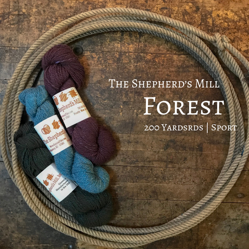 The Shepherd's Mill Forest
