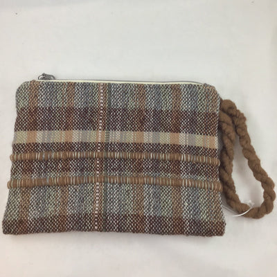 Fibercation Wristlet Large Brown #1