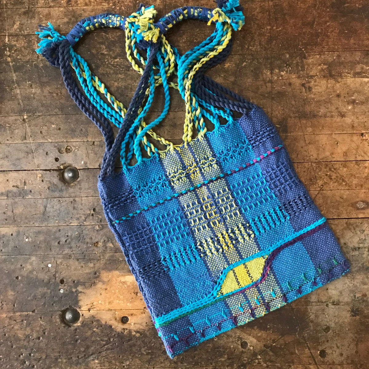 Intro to Rigid Heddle Weaving June 22 10am-3pm