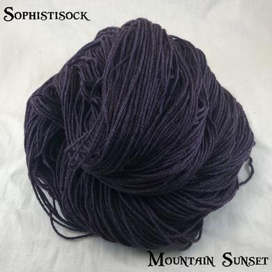 MJ Yarns Sophistisock