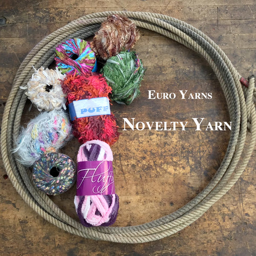 Euro Yarns Novelty Yarn